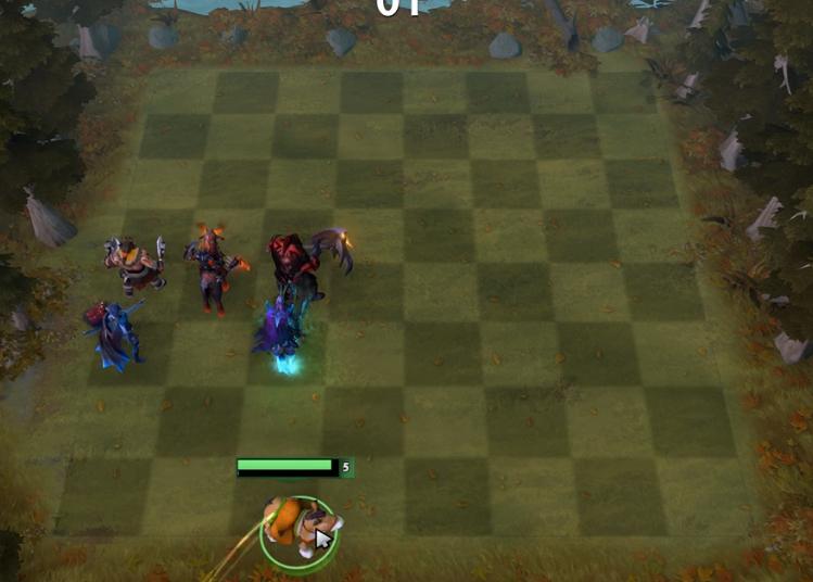 Auto Chess Hero Placement Guide - qihl Dota Underlords