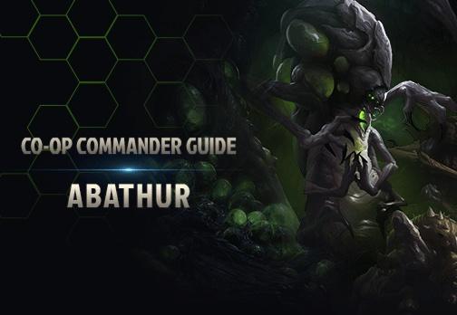 Co-op Commander Guide: Abathur