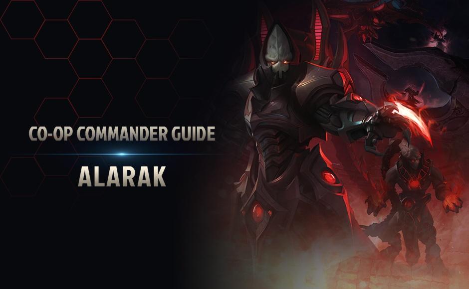 Co-op Commander Guide: Alarak