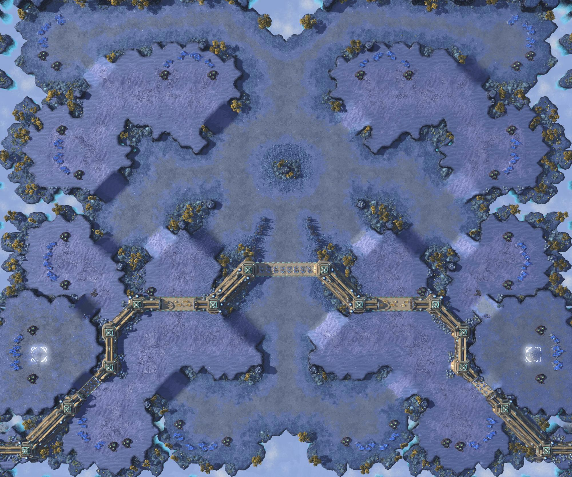 Golden Wall - Pros, GMs and twitchchatGMs of reddit! Please review our future ladder maps!