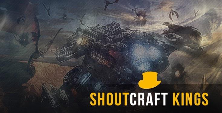 SHOUTcraft Kings