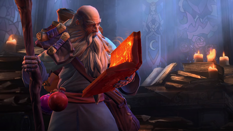 Deckard Cain First Thoughts And Analysis The deckard cain is coming to #heroesofthestorm! deckard cain first thoughts and analysis