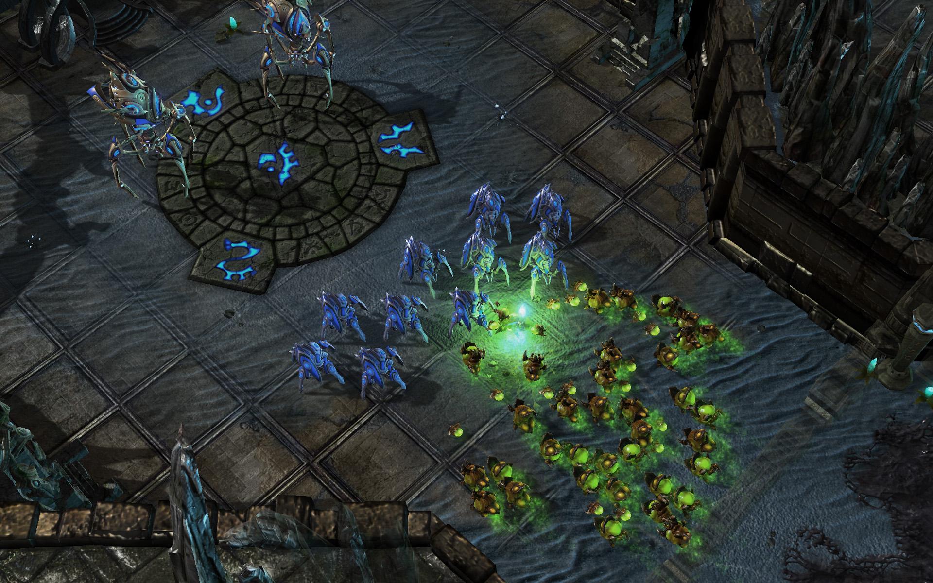 Просмотров 230. Для сотен тысяч игроков StarCraft 2