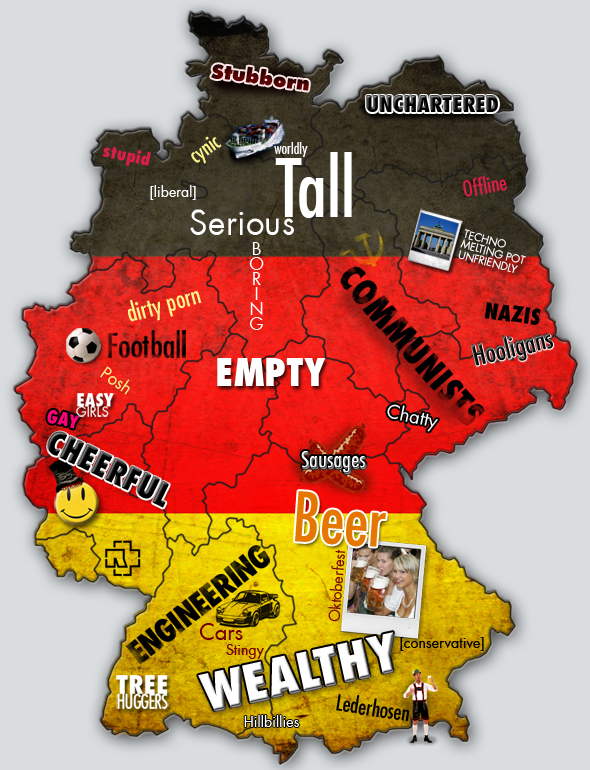 Germany (III): Stereotypes