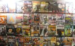 They have a wall that has all the magazine covers Valve games have been on.