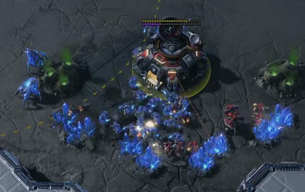 Best Terran Builds For Team Games