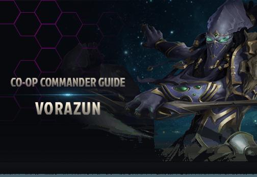 Co-op Commander Guide: Vorazun