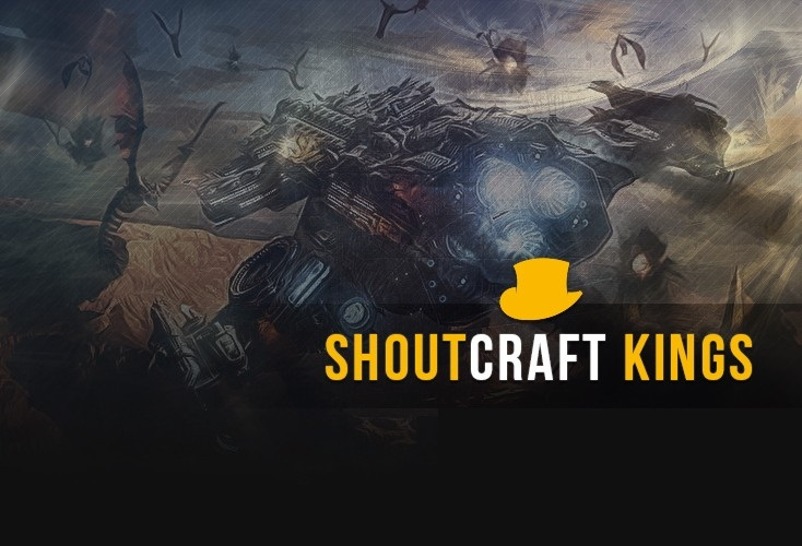 SHOUTcraft Kings