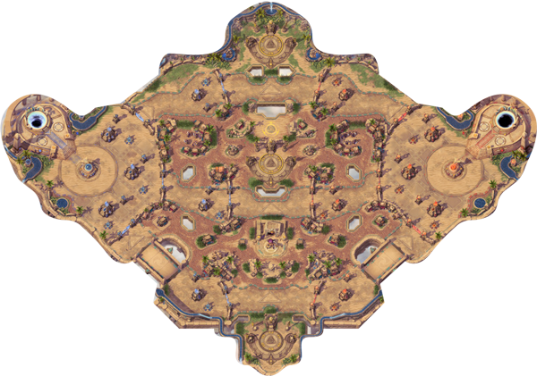 Heroes Map Guide Sky Temple