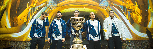 Liquid`Dota wins Epicenter 2017 and defends title.