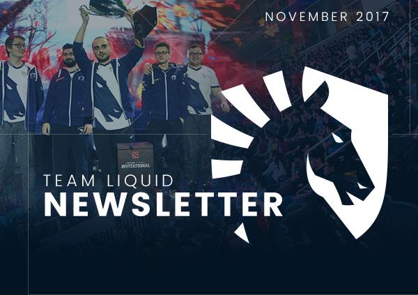 Team Liquid Newsletter - November