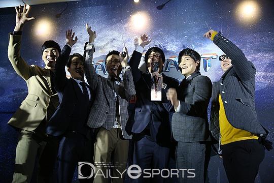 Yoo Dae Hyun, Shark, Kim Chul Min & Park Sang Hyun, IntoTheRain, Lee Seung Won