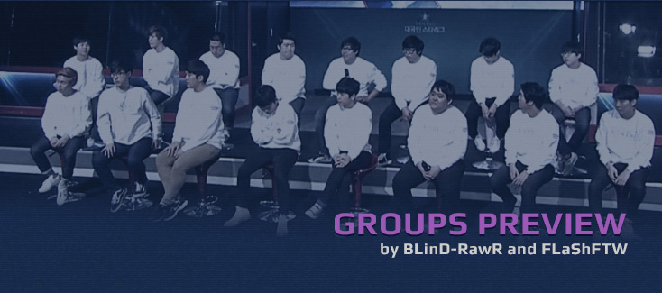 Groups Preview