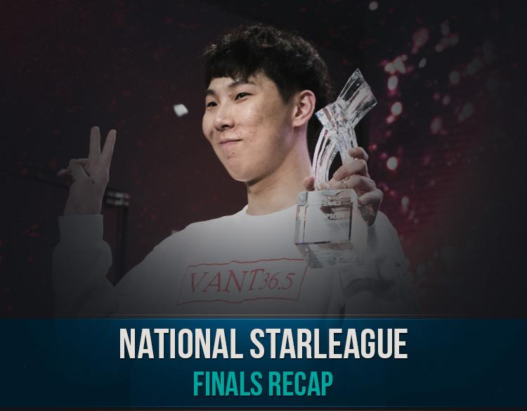 VNSL Finals Recap Logo