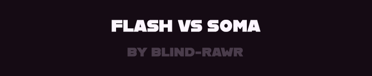Soulkey vs Larva by Blind-Rawr