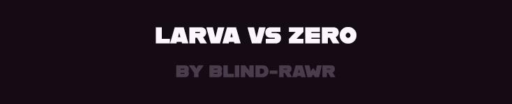 Best vs ZerO by AllyssaGrey