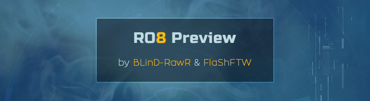 RO8 Preview
