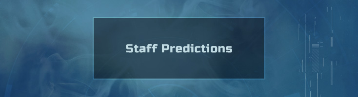 Staff Predictions