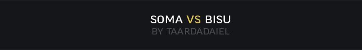 Soma vs Bisu
