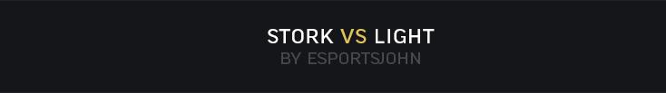 Stork vs Light