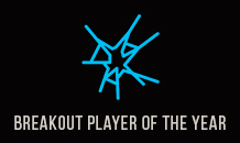 Breakout Player Of The Year