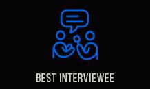 Best Interviewee
