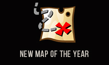 New Map Of The Year
