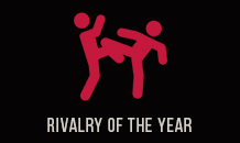 Rivalry Of The Year